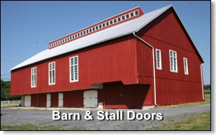 Barn Door Hardware and Stall Door Hardware